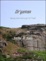 "Imagineer cover for ""Ur'gavan"" by Steve K Smy"