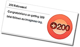 200 followers
