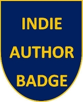 Wearing the Indie Author Badge Proudly!