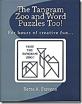 Tangram Zoo by Bette A Stevens