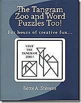 Tangram Zoo by Bette A Stevens