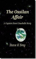 The Ossilan Affair - Spec Fic