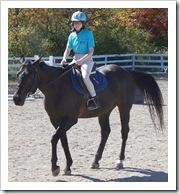 Jennifer and Levi at Summer Wind Stables