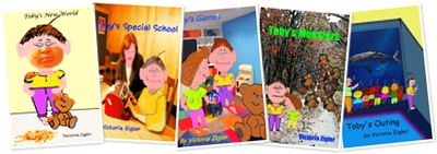 View The Toby's Tales Series