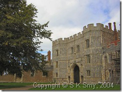 St Osyth Priory
